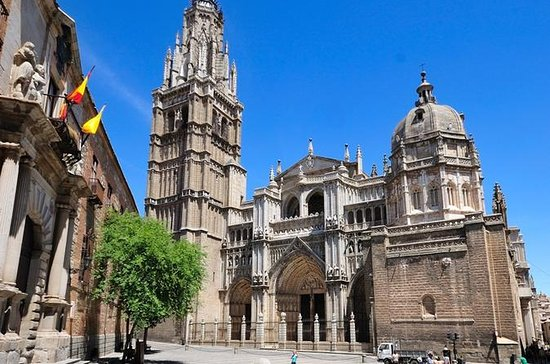 Toledo Self-Guided Tour from Madrid with Primate Cathedral