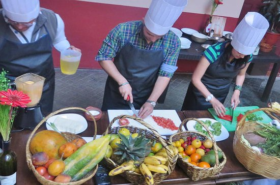 Quito Cooking Class