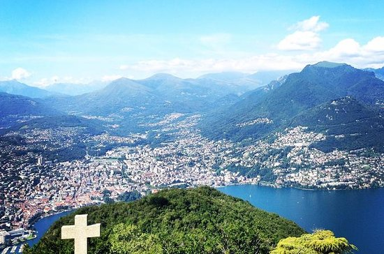Monte San Salvatore-Tour in Lugano ...