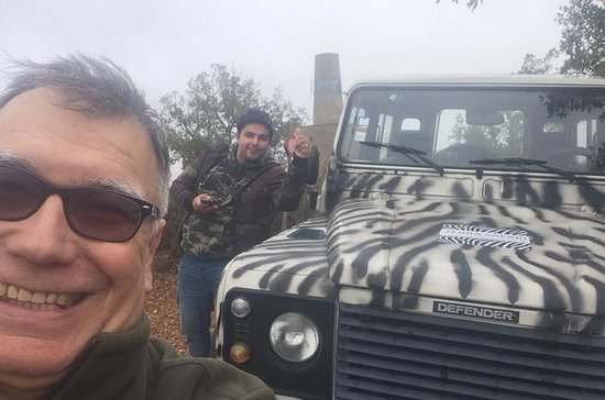 Tour safari in jeep privata di mezza