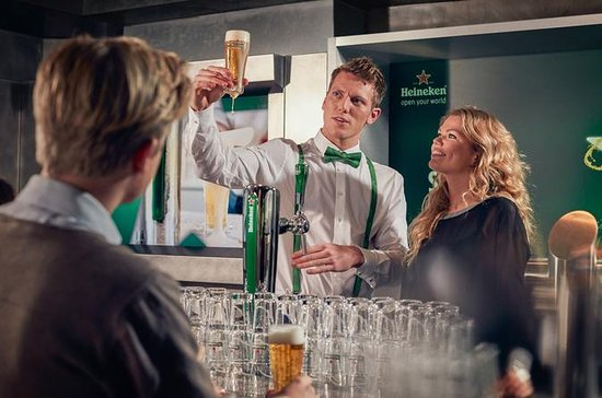 Heineken Experience Admission Ticket