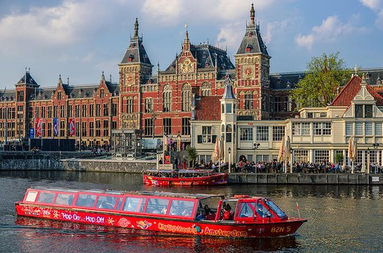 City Sightseeing Amsterdam 24-Hour...