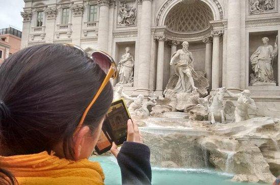 Roma i en dag, inkludert...