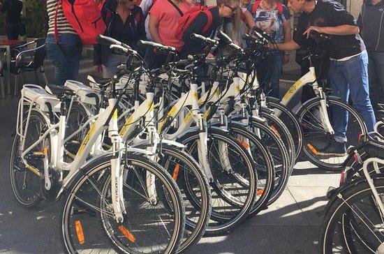 Madrid bike fun and sightseeing tour