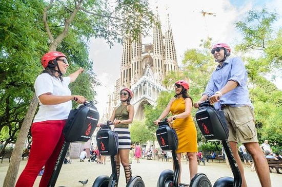 Tour in segway di Gaudí