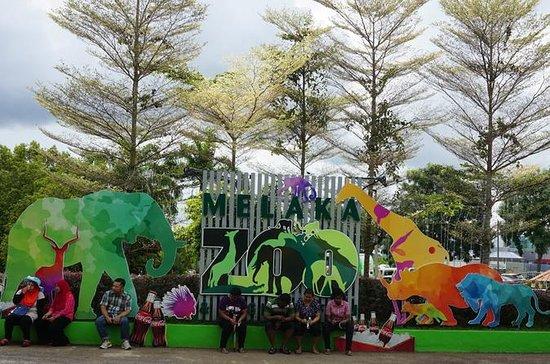 Melaka Day Zoo Admission Tickets