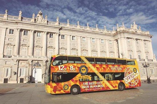 Tour della città di Madrid