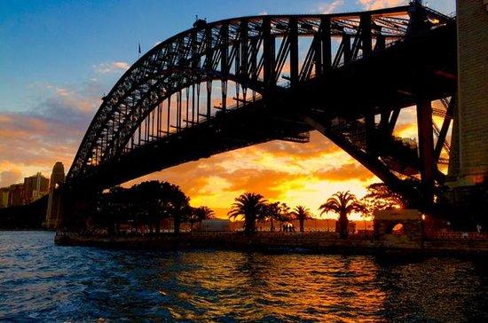Private Luxury Sydney Harbour Sunset