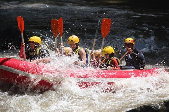 Combination White Water Rafting