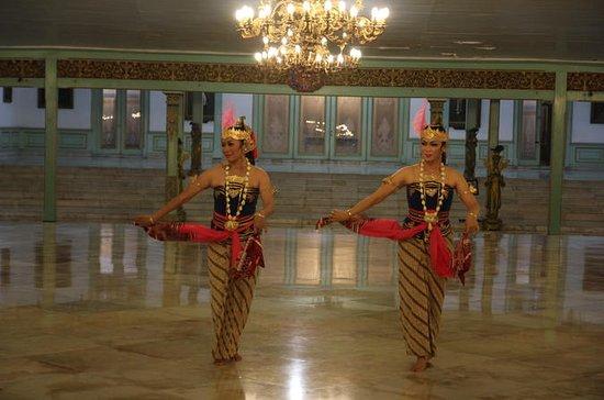 Javanese danslektion
