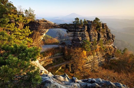 Bohemian Switzerland Hiking Tour from...