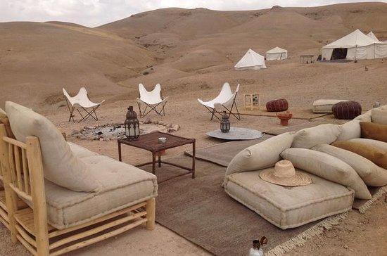 De Great Agafay Desert & Lunch in ...