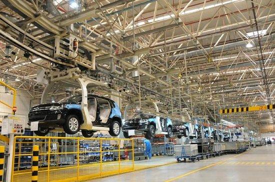 Visita a la fábrica de Shanghai...