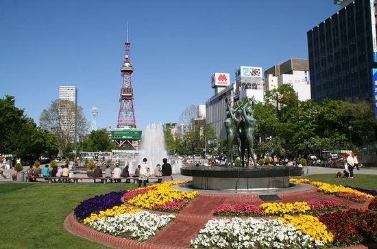 Sapporo Private Day Tour (Up to 5...