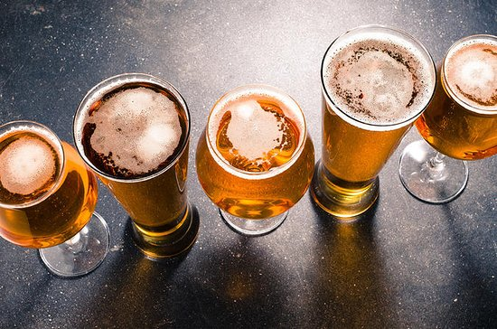 3-hour Beer Tasting Tour in Brussels