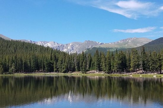 7 Evergreen, Squaw Pass, Echo Lake...