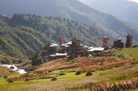 6-Day Trekking in Svaneti: from...