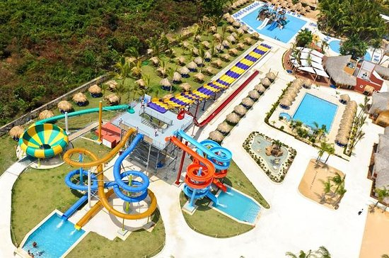 Waterpark Sirenis Aquagames in Punta ...
