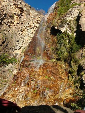 Porteirinha: Cachoeira do Serrado