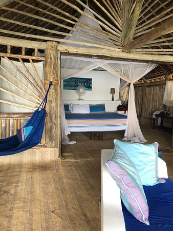 Room at Ras Kutani