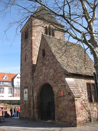 Alte Johanneskirche in Neuenheim