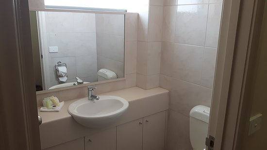 Melbourne Metropole Central: Seperate toilet