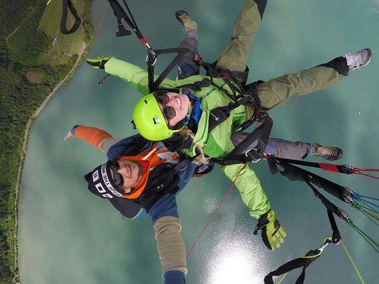 Walenstadt, Suíça: Fly Heidi