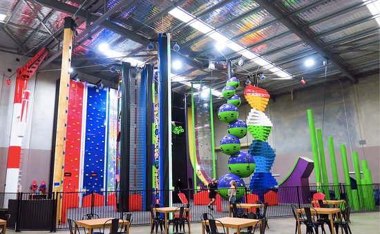 Joondalup, Australia: Over 20 climbing challenges to test!