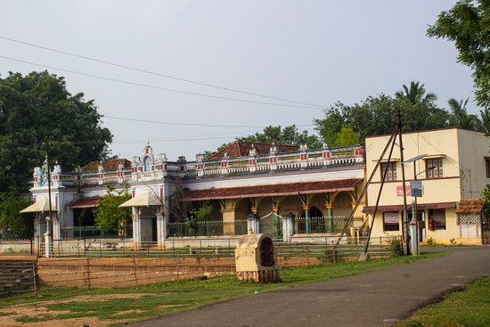 Old houses, Kanadukathan - Picture of Chettiar Mansion