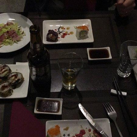 Ristorante giapponese xing hai rome esquilino for En ristorante giapponese