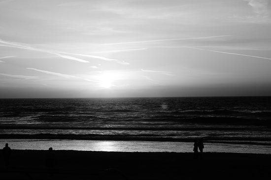 Strand 21: ook mooi in zwart wit