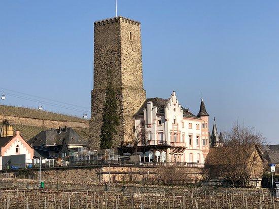 Seilbahn Ruedesheim am Rhein: Seilbahn Rüdesheim am Rhein