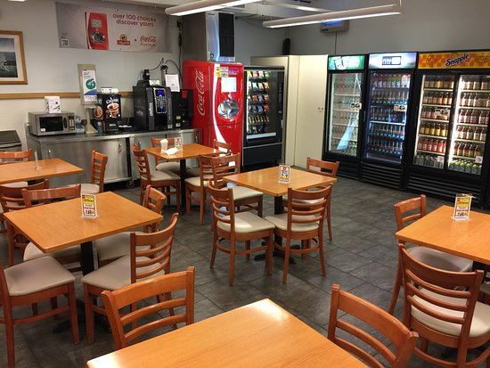 Great hot foods served in their World Class Kitchens. I love ...
