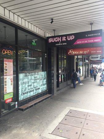 St Leonards, Australia: ShopFront