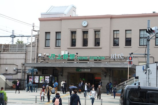 Ueno District