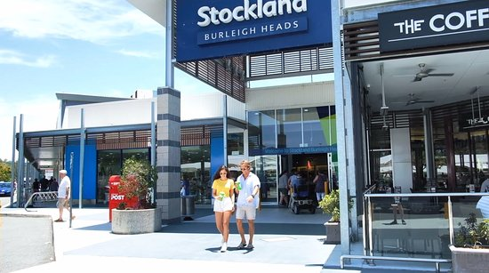 Stockland Burleigh Heads