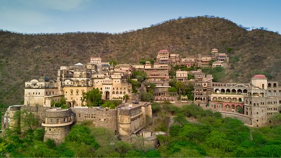 NEEMRANA FORT-PALACE - Updated 2019 Prices, Hotel Reviews