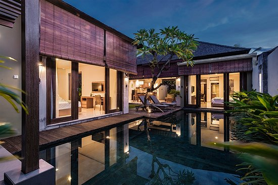 PRADHA VILLAS AU48 A̶U̶̶48̶48̶48̶ 20488 Prices Reviews Seminyak Awesome Bali 2 Bedroom Villas Model Design