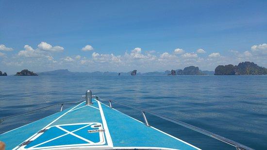 Aqua Vision Scuba Diving: Arrivée sur Kho Phi Phi