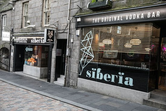 Siberia Vodka Bar