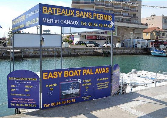Easy Boat Palavas