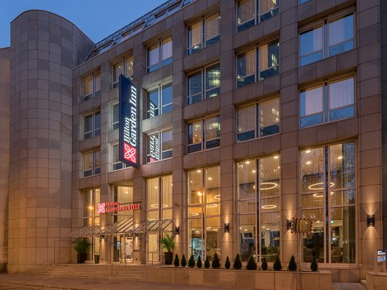 Hilton Garden Inn Frankfurt City Centre Germany Hotel Reviews Photos Price Comparison
