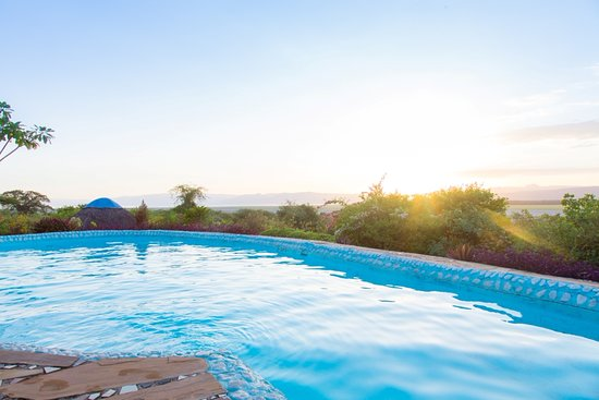 Lake Manyara National Park, Tanzania: Pool View