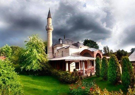Edirne, Turquia: Darül Hadis Cami