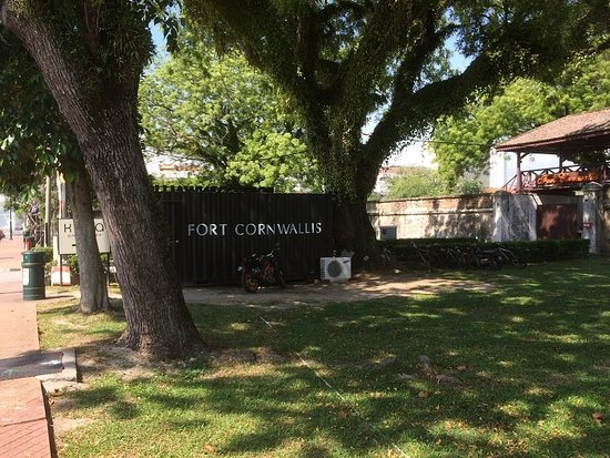 Fort Cornwallis Photo