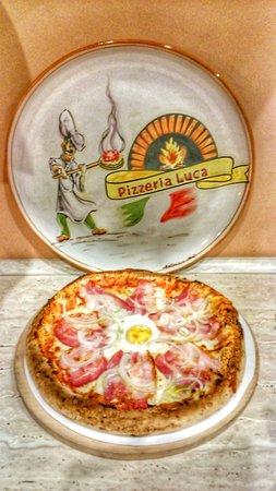 Kozuchow, Poland: Pizzeria Luca