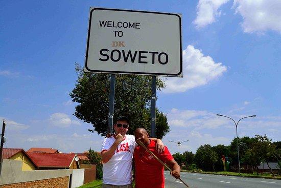 Greater Johannesburg, Sudafrica: Welcome to Soweto