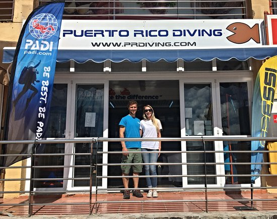 ‪Puerto Rico Diving‬