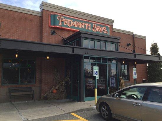 Monroeville, PA: Primanti Bros.