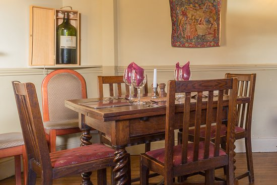 Grinton, UK: Restaurant